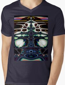 Transcending Illuminations Mens V-Neck T-Shirt