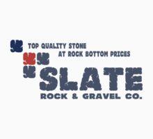 The Flintstones - Slate Rock & Gravel Co. Baby Tee
