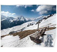 Mountainwatching Poster