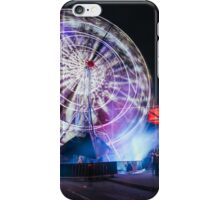 Ferris Wheel of Death iPhone Case/Skin