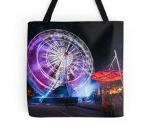 Ferris Wheel of Death Tote Bag