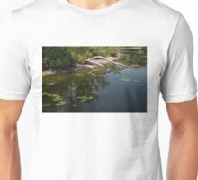 Toronto Islands Slow Cruising   Unisex T-Shirt