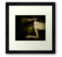 It's Been a While Since I've Lost My Head... Framed Print