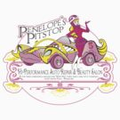 Penelope Pitstop - Penelope's Pitstop T. by G. Patrick Colvin