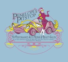 Penelope Pitstop - Penelope's Pitstop T. Kids Clothes