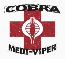 GI Joe - Cobra Command Gear: Medi-Vipers Baby Tee