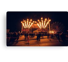 Dark Mofo Entrance Canvas Print