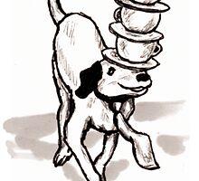 Dog Tricks by robertemerald