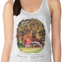 Dave Catley Landscape Photographer - Fine Art T-Shirt (Wanneroo Cottage) Women's Tank Top