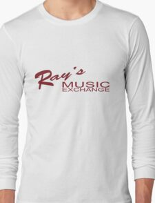 The Blues Brothers - Ray's Music Exchange Long Sleeve T-Shirt