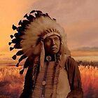 A Lone Chief by Howard Rogers
