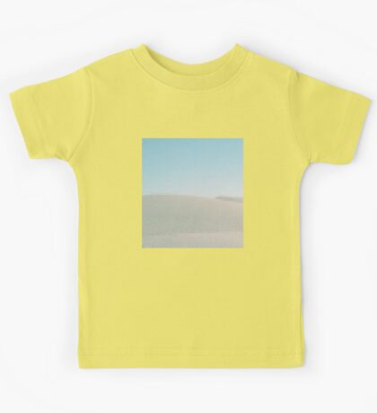Pixels in Sahara Kids Tee