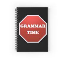 Grammar Time! 2 Spiral Notebook