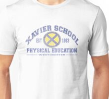 X-Men - Xavier Gym Uniform T Unisex T-Shirt