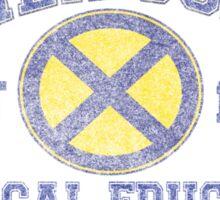 X-Men - Xavier Gym Uniform T Sticker