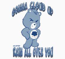 Care Bears - Cloud Up & Rain Kids Tee