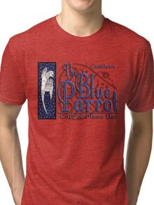 Casablanca - The Blue Parrot Tri-blend T-Shirt