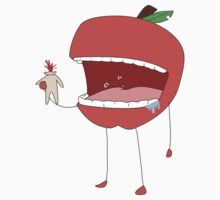 Bad Apple by HappyApple