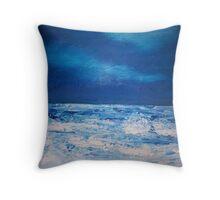 Magnificent Sea Throw Pillow