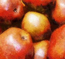 Pears d'Anjou by RC deWinter