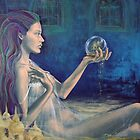&quot;Sandcastles&quot;  from &quot;Whispers&quot; series by dorina costras