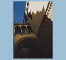 Barcelona's Marvelous Architecture - Shapes and Shadows Kids Clothes