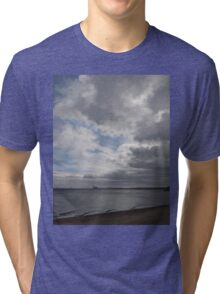 Portobello Beach 1 Tri-blend T-Shirt