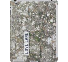 Love Lane iPad Case/Skin