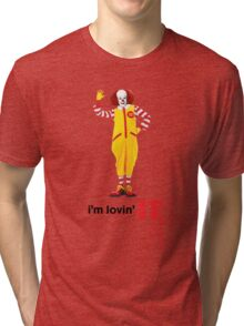 Pennywise lovin' IT Tri-blend T-Shirt