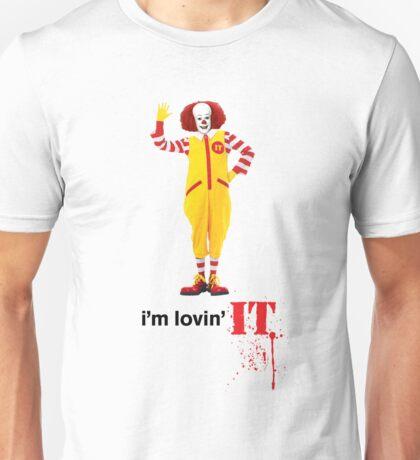 Pennywise lovin' IT Unisex T-Shirt