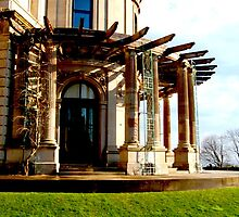 Rhode Island Mansion by SeraFinaDea