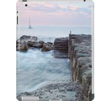 Clear sailing iPad Case/Skin