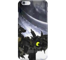 """Lego """"how to train your dragon"""" - Toothless iPhone Case/Skin"""