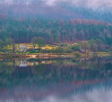 Derbyshire Reflections I by Mabs
