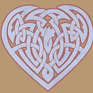 Tribal Heart Redux (clear) by Rob Bryant