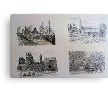 Industrial Heritage Canvas Print