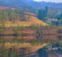 Derbyshire Reflections III by Mabs
