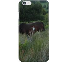 Mum - There's a strange man looking at us.  iPhone Case/Skin