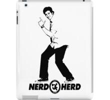 Chuck Bartowski - Buy More - NERD HERD iPad Case/Skin