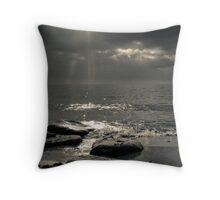 Mystic Crystal Revelation Throw Pillow