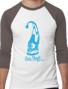 Jump Little Utopia blue Men's Baseball ¾ T-Shirt