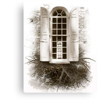 Wrye Church, Eastern Shore Maryland Canvas Print