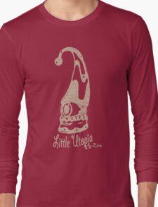 Jump Little Utopia brown Long Sleeve T-Shirt