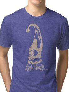 Jump Little Utopia brown Tri-blend T-Shirt