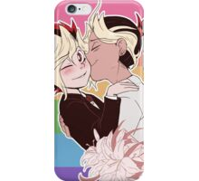 Puzzleshipping lovewins Yu-Gi-Oh! iPhone Case/Skin