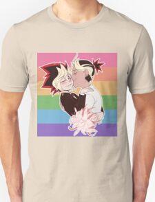 Puzzleshipping lovewins Yu-Gi-Oh! Unisex T-Shirt