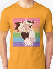 Puzzleshipping lovewins Yu-Gi-Oh! T-Shirt