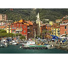 Lerici - Harbour Photographic Print