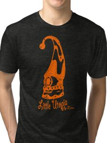 Jump Little Utopia orange Tri-blend T-Shirt