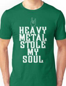 Heavy Metal Stole My Soul T Shirt Unisex T-Shirt